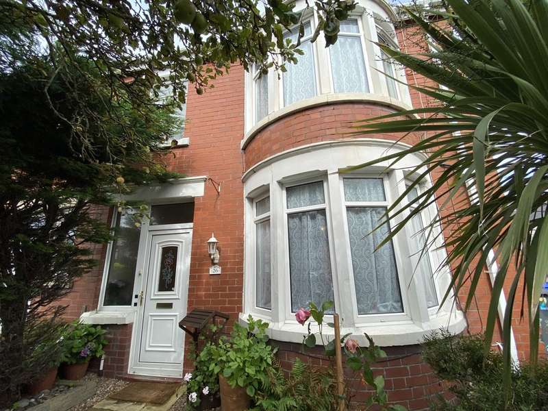 3 Bedrooms End Of Terrace House for sale in Rectory Road, Blackpool