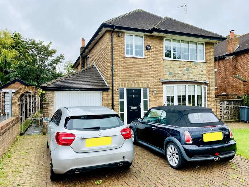 4 Bedrooms Detached House for sale in Grizedale Road, Marton, FY4