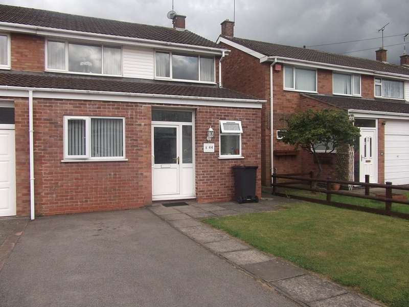 1 Bedroom House for rent in Larchwood Road, Coventry, CV7 9GD