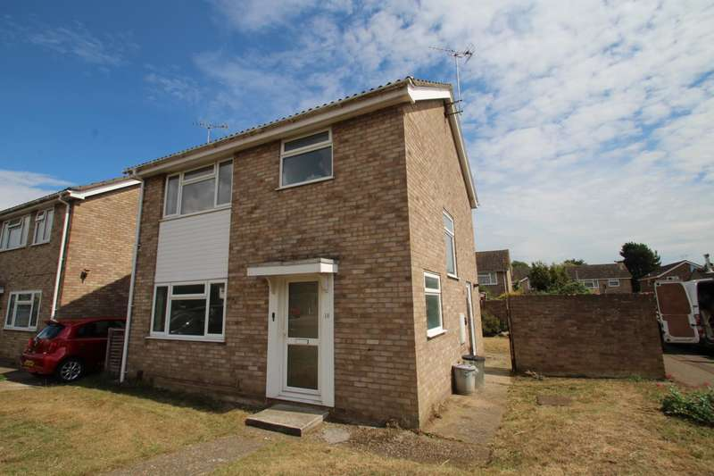 3 Bedrooms Detached House for sale in RIVERSIDE, COLCHESTER