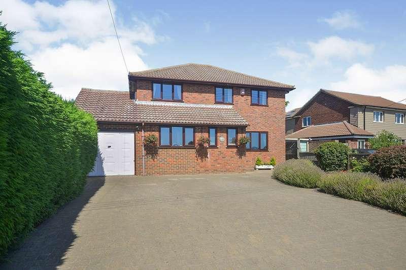 4 Bedrooms Detached House for sale in Longmete Road, Preston, Canterbury, Kent, CT3