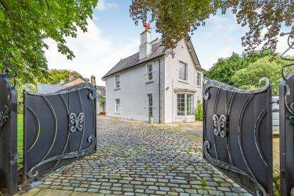 5 Bedrooms Detached House for sale in Ribchester Road, Wilpshire, Blackburn, Lancashire