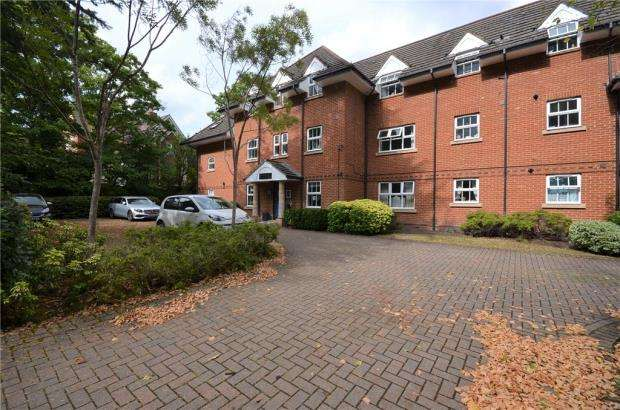 1 Bedroom Apartment Flat for sale in Branksome Walk Manor, Branksomewood Road, Fleet