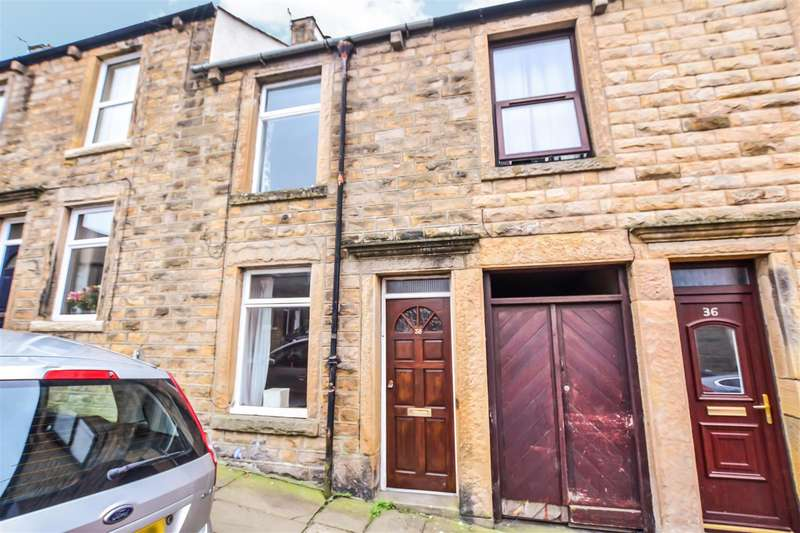2 Bedrooms Terraced House for sale in Aberdeen Road, Moorlands - a period home with a garden!