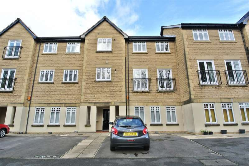 2 Bedrooms Apartment Flat for sale in The Colonnade, Standen Park - a luxury apartment with views