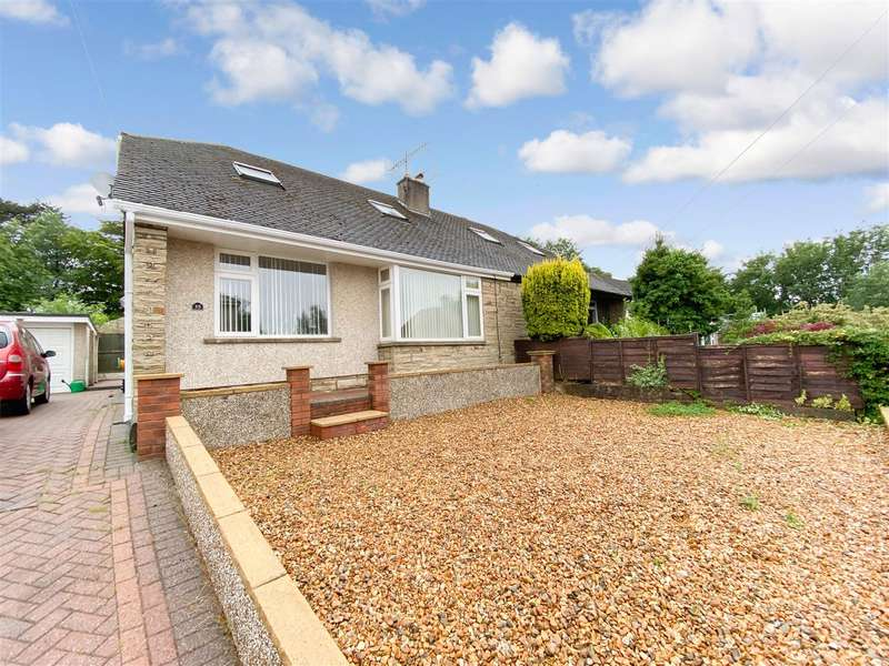 4 Bedrooms Semi Detached Bungalow for sale in Chatsworth Road, Lancaster