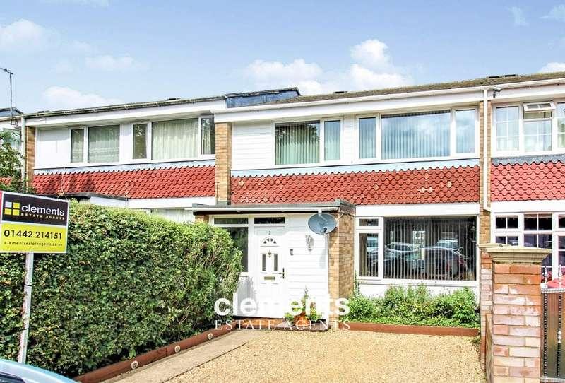 3 Bedrooms Terraced House for sale in Grove Hill, Hemel Hempstead