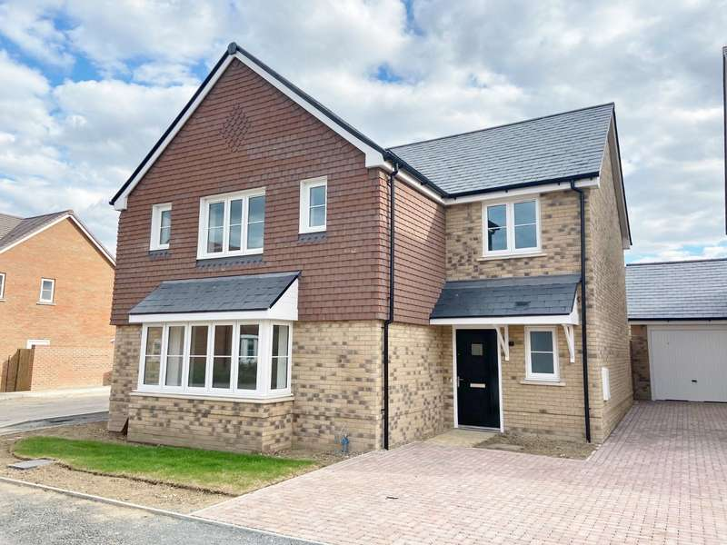 4 Bedrooms Detached House for sale in Orchard Green, Brogdale Road, Faversham, Kent, ME13