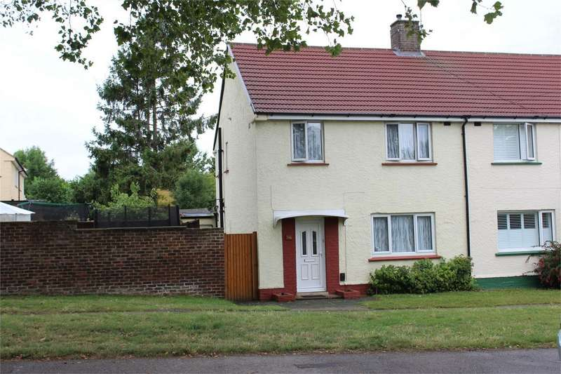 3 Bedrooms Semi Detached House for sale in Eastcourt Lane, Twydall, GILLINGHAM, Kent