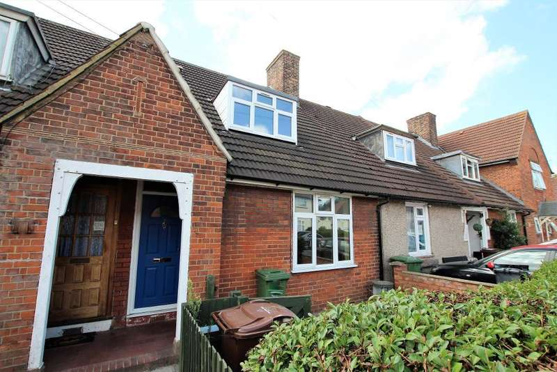 2 Bedrooms Terraced House for sale in Arnold Road, Dagenham, Essex, RM9 6AW