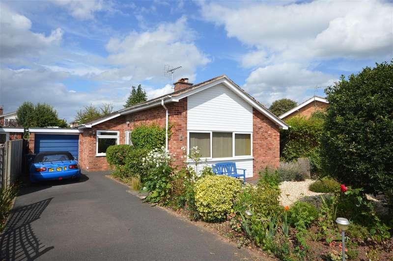 3 Bedrooms Detached Bungalow for sale in Brockington Road, Bodenham, Hereford