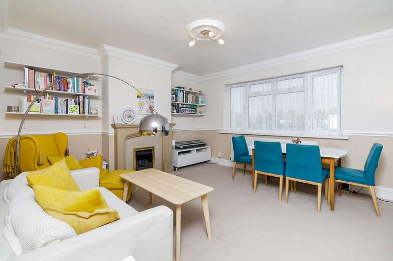 3 Bedrooms Maisonette Flat for sale in Stanhope Road, Bexleyheath, Kent, DA7