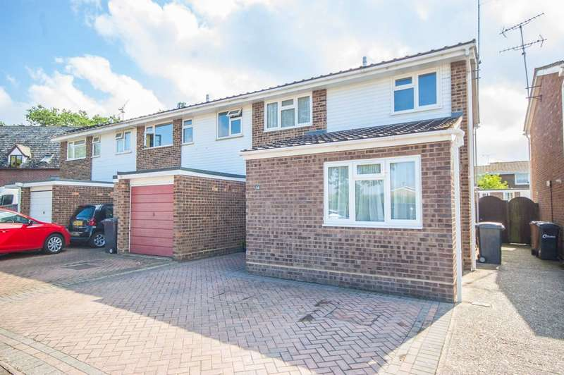 4 Bedrooms End Of Terrace House for sale in Rushleydale, Springfield, Chelmsford, CM1