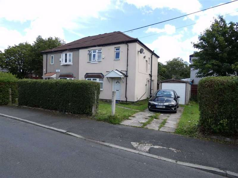 3 Bedrooms Semi Detached House for sale in Overlea Drive, Burnage