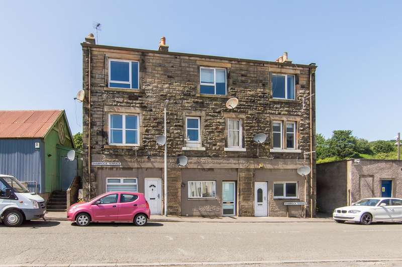 1 Bedroom Flat for sale in Shamrock Terrace, Ferryhills Road , Inverkeithing, KY11
