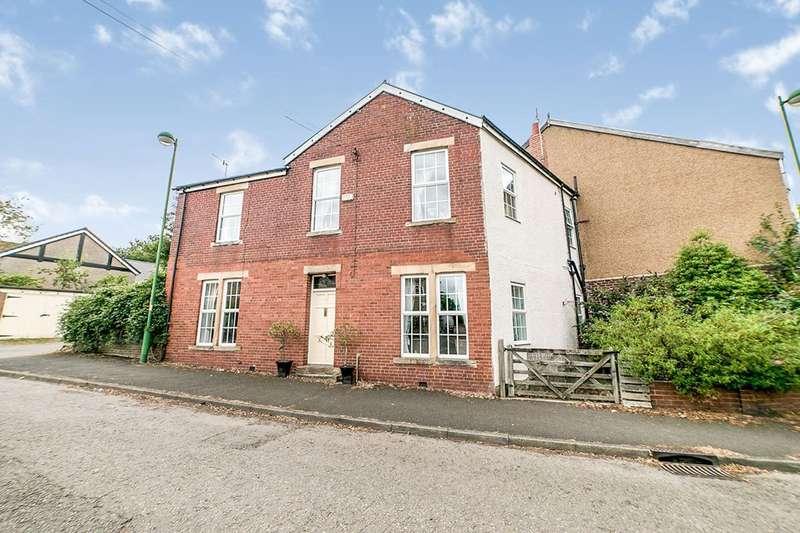 4 Bedrooms Detached House for sale in Elvaston Road, Ryton, NE40