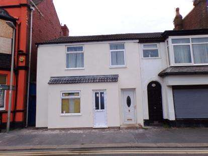 3 Bedrooms Flat for sale in Bolton Street, Blackpool, Lancashire, FY1