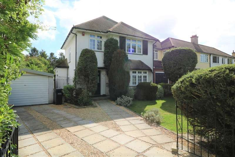 3 Bedrooms Detached House for sale in Featherbed Lane, Croydon