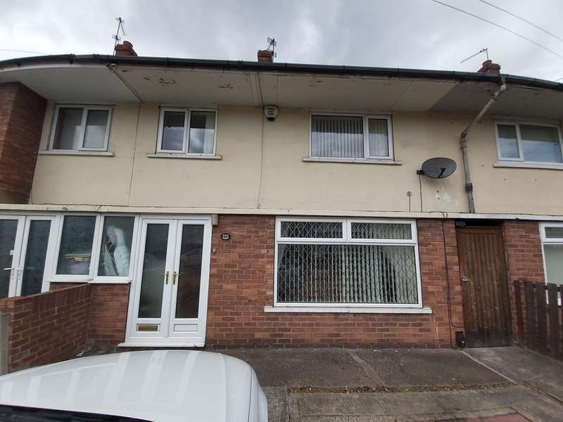 3 Bedrooms Terraced House for sale in Westminster Crescent, Doncaster, South Yorkshire, DN2