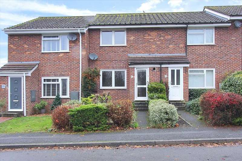 3 Bedrooms Terraced House for sale in Wetherby Gardens, Andover
