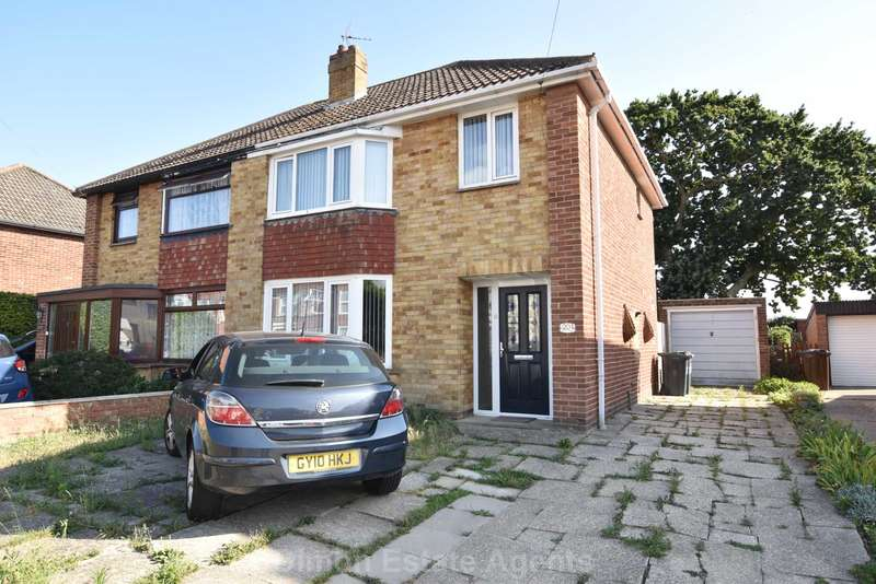 3 Bedrooms Semi Detached House for sale in Elson Road, Elson