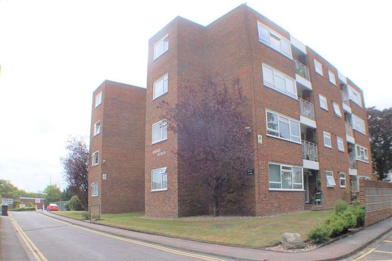 2 Bedrooms Flat for sale in Green Acres The Crescent, Sidcup, DA14