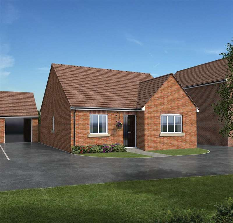 2 Bedrooms Detached Bungalow for sale in Kingstone Grange, Kingstone, Hereford