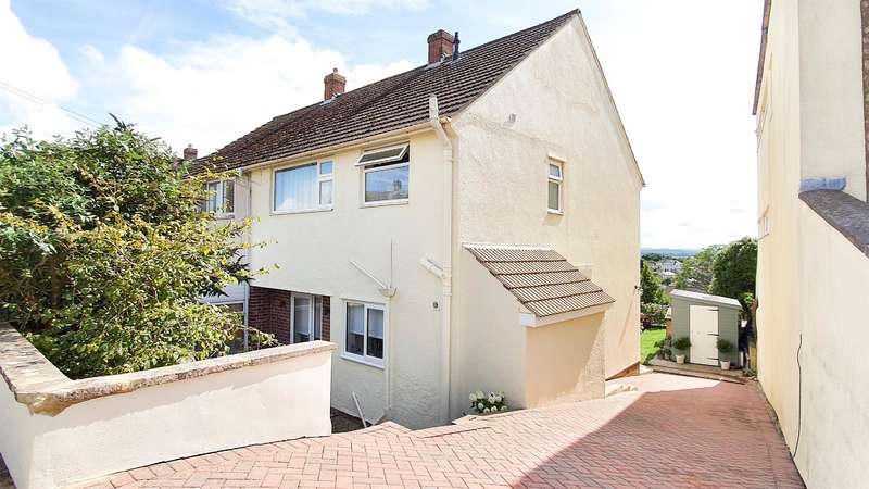 3 Bedrooms Semi Detached House for sale in Tabernacle Road, Wotton Under Edge, GL12 7EF