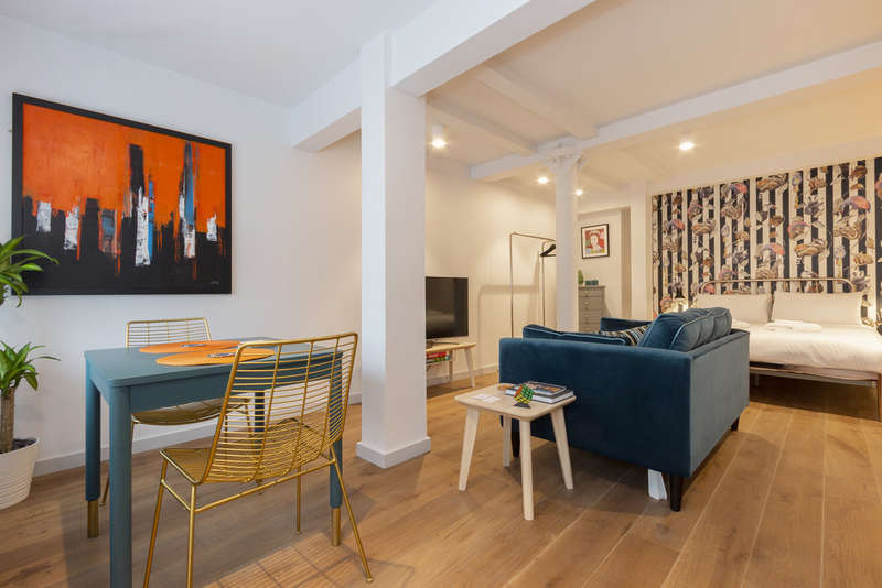 1 Bedroom Flat for rent in The Whitechapel Mini-lofts, Club Row, E1
