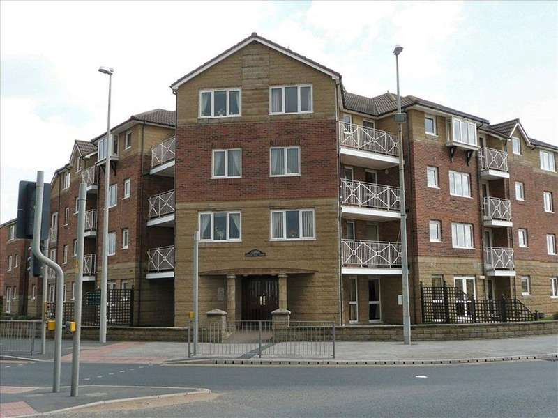 2 Bedrooms Apartment Flat for sale in 33 Lemon Tree Court, Clifton Drive North, St. Annes, Lancashire, FY8 2SU