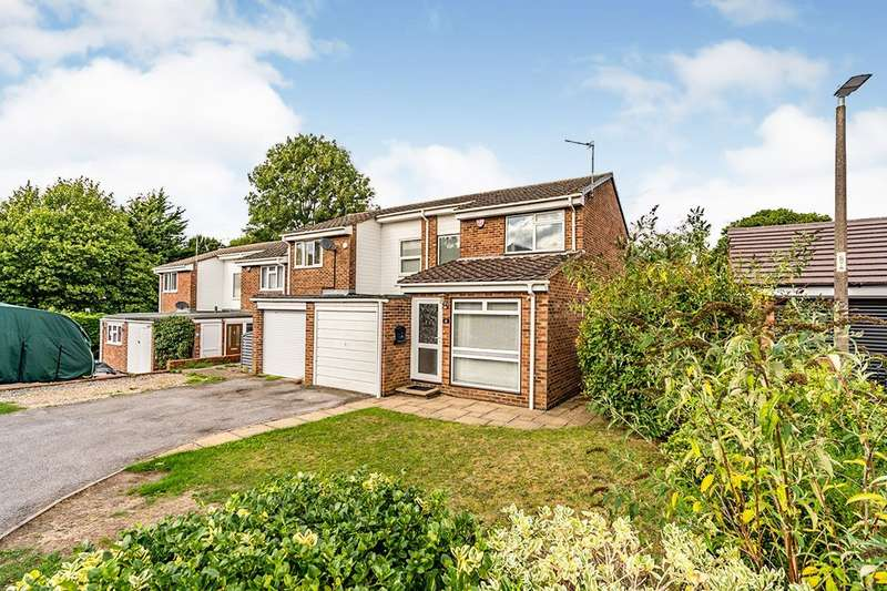 2 Bedrooms End Of Terrace House for sale in Clavell Close, Rainham, Kent, ME8