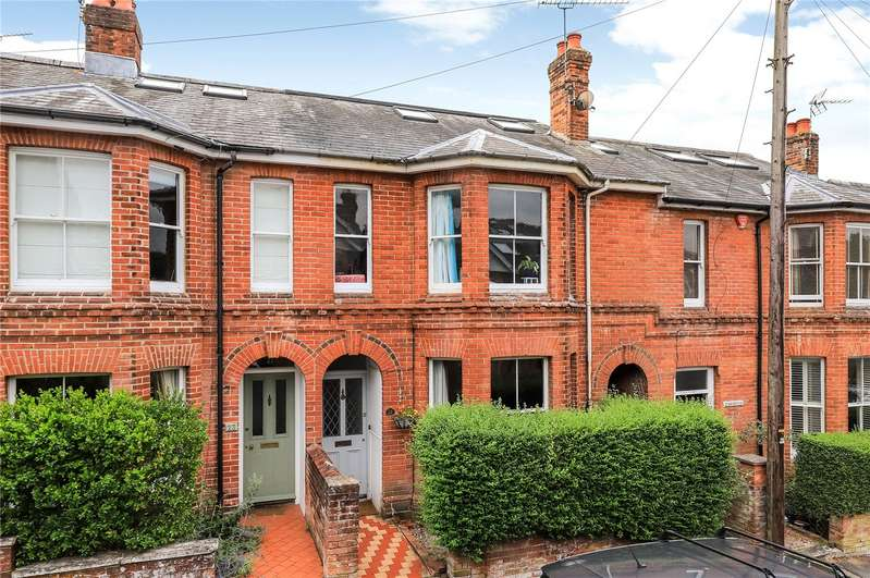 5 Bedrooms Terraced House for sale in Cranworth Road, Winchester, Hampshire, SO22