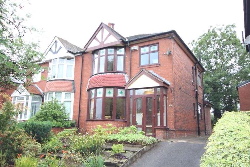 3 Bedrooms Property for sale in HEYWOOD OLD ROAD, Middleton, Manchester M24 4QR