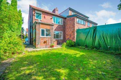 3 Bedrooms Semi Detached House for sale in Hoscar Drive, Manchester, Greater Manchester, Uk