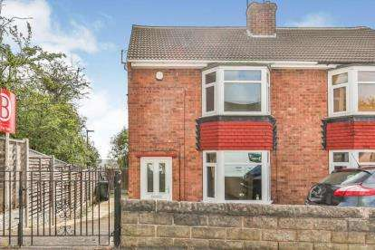 2 Bedrooms Semi Detached House for sale in Sandstone Road, Sheffield, South Yorkshire