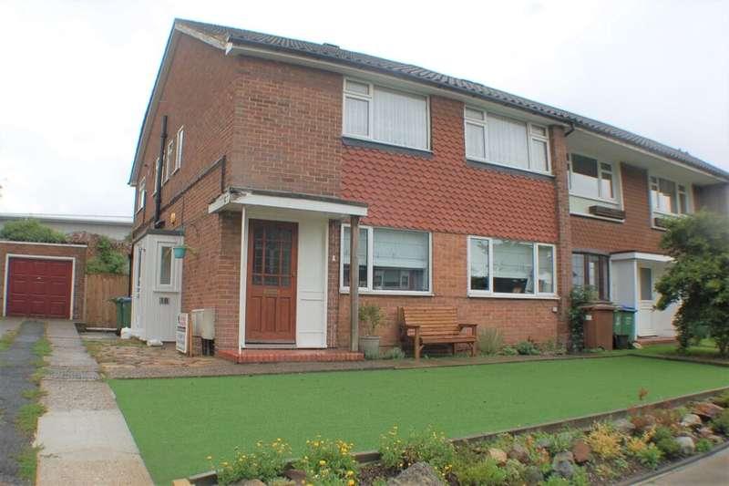 2 Bedrooms Flat for sale in Lyminge Close, Sidcup, DA14