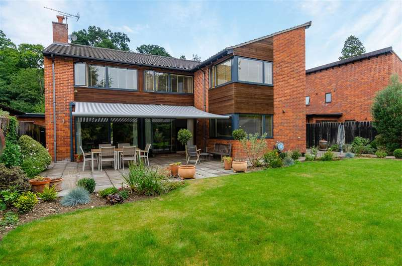 4 Bedrooms Detached House for sale in Cringleford, NR4