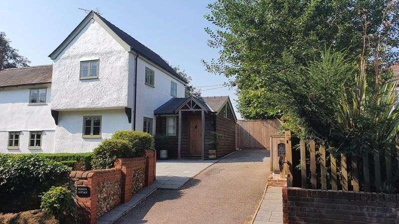 3 Bedrooms Property for sale in Sampford Road, Saffron Walden
