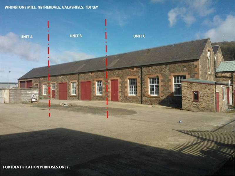 10 Bedrooms Commercial Property for rent in UNIT C, WHINSTONE MILL, Netherdale, Galashiels, SCOTTISH BORDERS