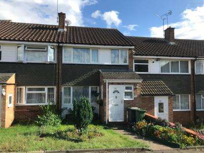 3 Bedrooms Terraced House for sale in Boxted Close, Luton, Bedfordshire