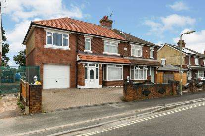 5 Bedrooms Semi Detached House for sale in Waterlooville, Hampshire