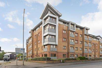 2 Bedrooms Flat for sale in Craighall Road, Port Dundas, Glasgow