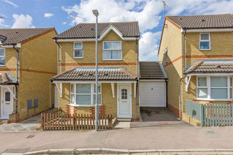 3 Bedrooms Detached House for sale in Beechwood Avenue, Milton Regis, Sittingbourne