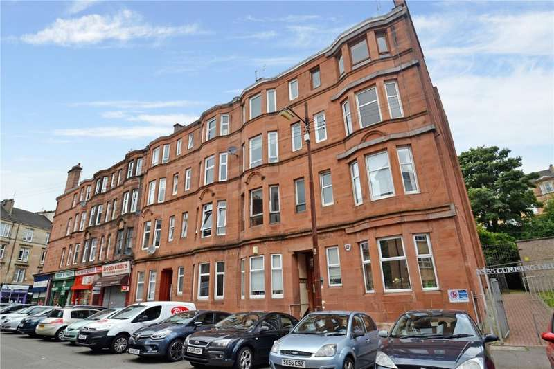 1 Bedroom Flat for sale in Cumming Drive, Mount Florida, G42