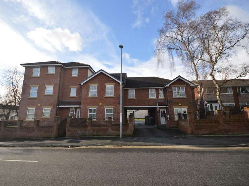 2 Bedrooms Flat for sale in Whittle Gardens, 1A Whittle Street, M28