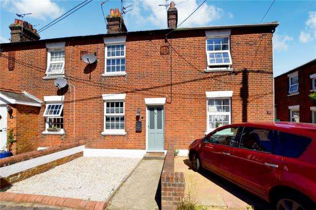 2 Bedrooms Terraced House for sale in Wethersfield Road, Sible Hedingham, Essex