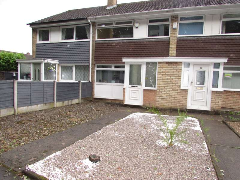 3 Bedrooms Terraced House for sale in Glenarm Walk, Peel Estate, Manchester, M22