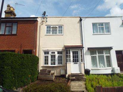 2 Bedrooms Terraced House for sale in Freemantle, Southampton, Hampshire