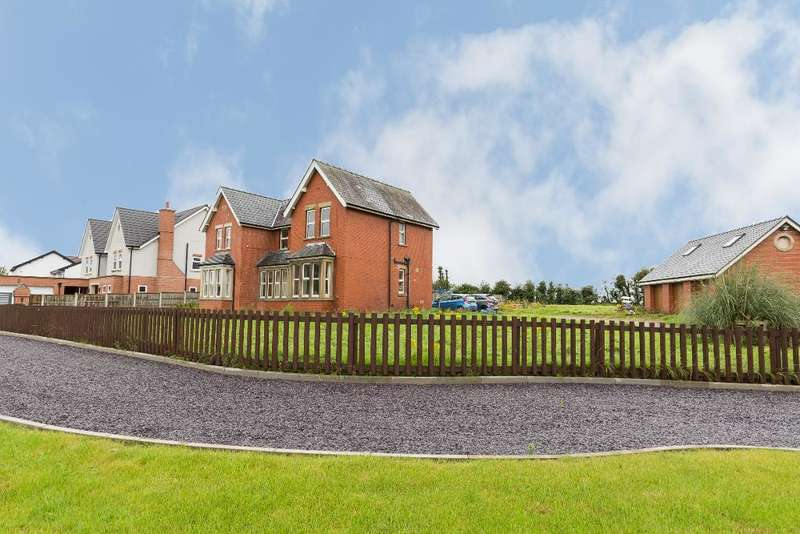 4 Bedrooms Detached House for sale in Lancaster New Road, Cabus, Garstang, Preston, PR3 1AD