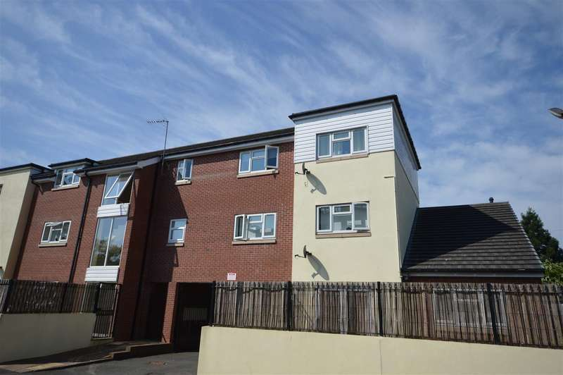 2 Bedrooms Flat for sale in Ryelands Road, Leominster